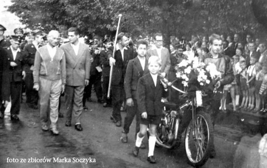 Pogrzeb B.Idzikowskiego