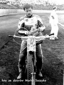 Stałe postępy czyni również Dariusz Rachwalik, który w 1988 roku wygrywa rundę wstępną Indywidualnych Mistrzostw Polski