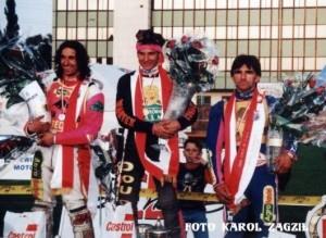 15. sierpnia 1996 roku na torze w Warszawie Sławomir Drabik sięgnął po drugi w swojej karierze tytuł IMP