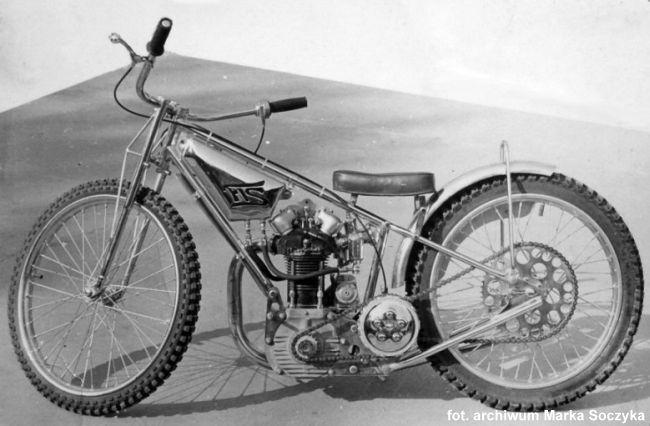 Polski motocykl żużlowy FIS