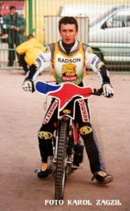 Grzegorz Walasek w sezonie 2002 zajął trzecie miejsce w bydgoskim Kryterium Asów