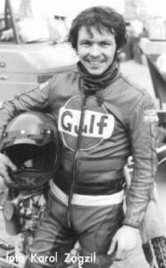 Józef Kafel lideruje Włókniarzowi na początku lat 80-tych