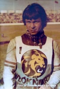 W 1976 roku Józef Kafel rozpoczyna starty na torze