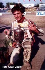Sezon 1991 okazał się niezwykle udany dla Sławomira Drabika. 15 sierpnia na torze w Toruniu wywalczył pierwszy w swojej karierze tytuł Indywidualnego Mistrza Polski na żużlu