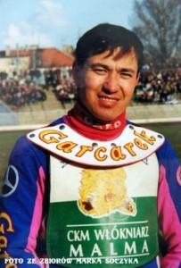 Rinat Mardanszin – najlepszy obokrajowiec w barwach Włókniarza w sezonie 1998