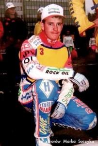 W 1992 roku do zespołu z Częstochowy trafił młody Anglik, Joe Screen