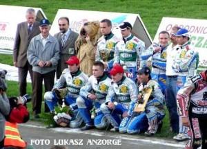 Zespół Złomreksu Włókniarza w sezonie 2006